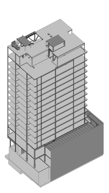 AC Marriott SW Revit